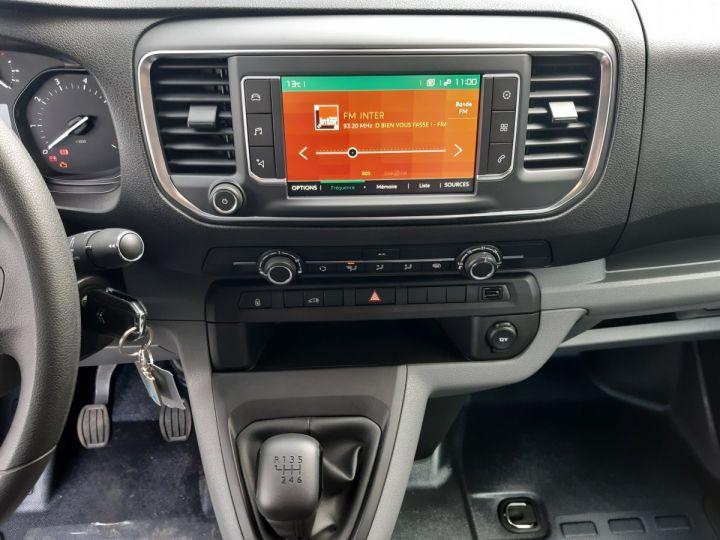 Commercial car Citroen Jumpy Steel panel van M 1.5 BLUEHDI 100CH CLUB BLANC - 11