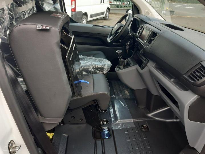 Commercial car Citroen Jumpy Steel panel van M 1.5 BLUEHDI 100CH CLUB BLANC - 16