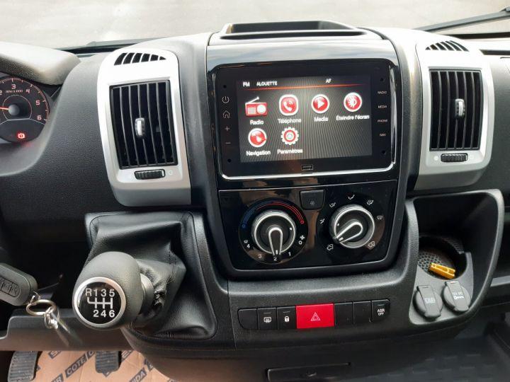 Commercial car Fiat Ducato Steel panel van 3.5 L3H3 2.3 MULTIJET 140CH PRO LOUNGE BLANC - 9