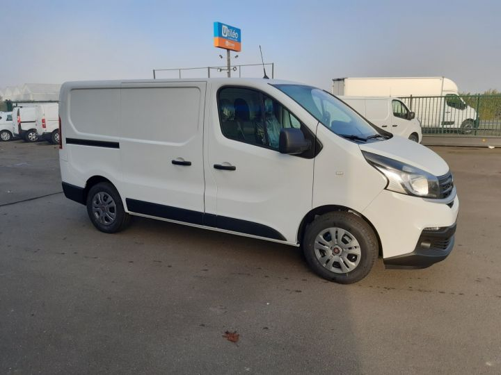 Commercial car Fiat Talento Steel panel van CH1/ L1H1 2.0 MULTIJET 145CV PRO LOUNGE BLANC - 2