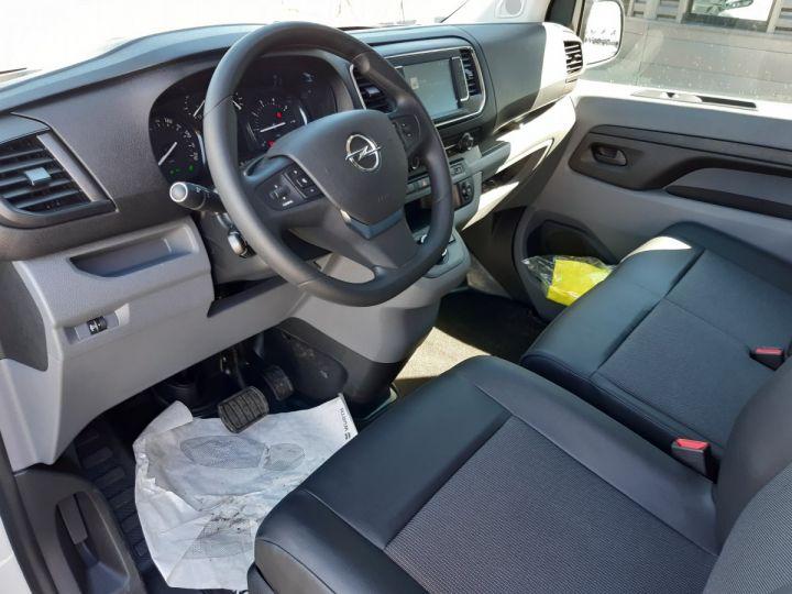 Commercial car Opel Vivaro Steel panel van L2 2.0D 120CH BOITE AUTO PACK CLIM BLANC - 7
