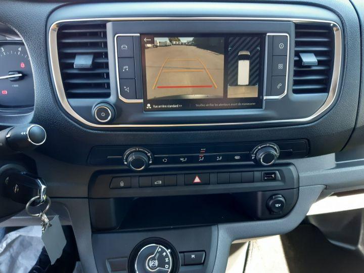Commercial car Opel Vivaro Steel panel van L2 2.0D 120CH BOITE AUTO PACK CLIM BLANC - 8
