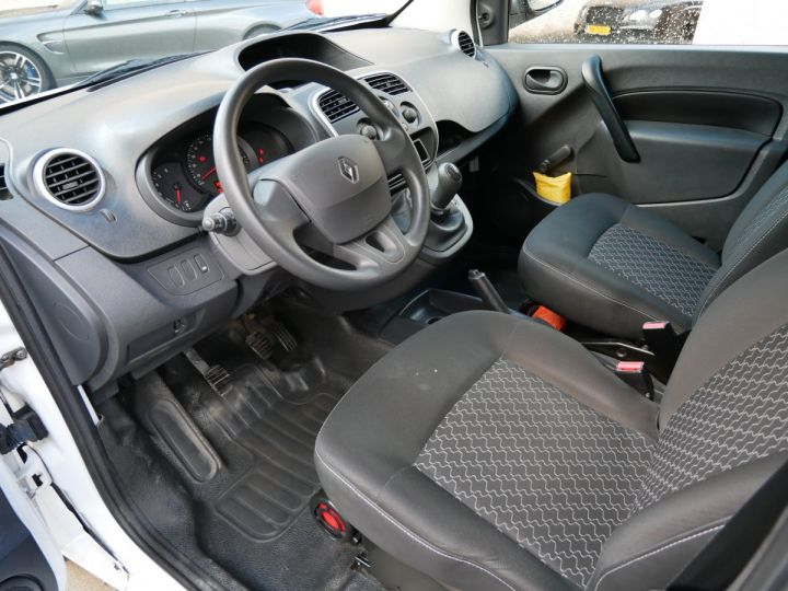 Commercial car Renault Kangoo Steel panel van Express Energy 1.5 dCi 75 Confort, TVA récupérable, Entretien 100% RENAULT Blanc Mineral - 5
