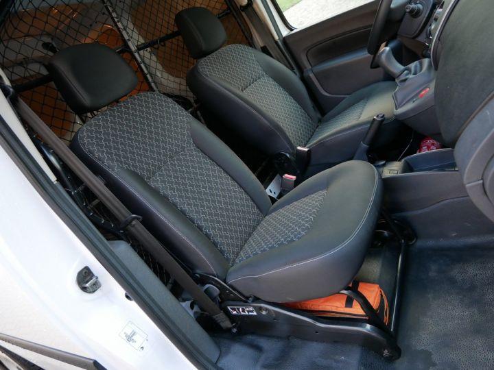 Commercial car Renault Kangoo Steel panel van Express Energy 1.5 dCi 75 Confort, TVA récupérable, Entretien 100% RENAULT Blanc Mineral - 8