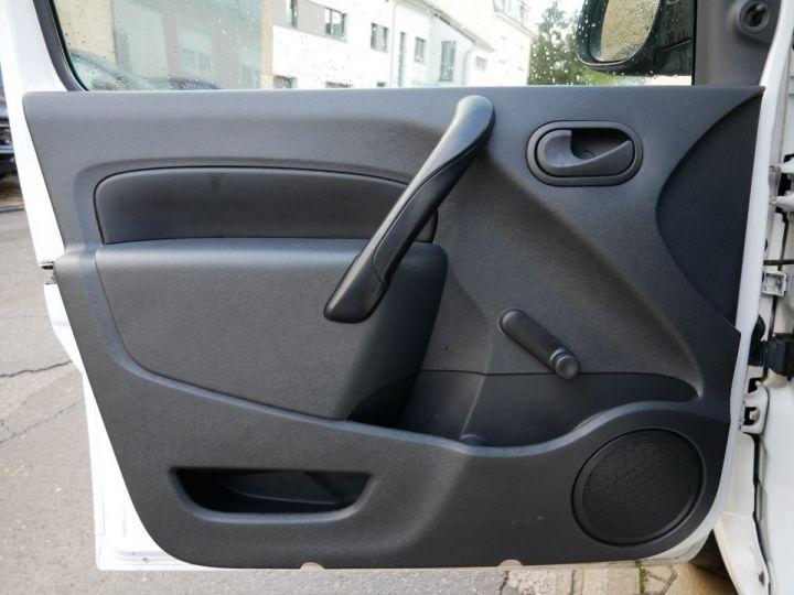Commercial car Renault Kangoo Steel panel van Express Energy 1.5 dCi 75 Confort, TVA récupérable, Entretien 100% RENAULT Blanc Mineral - 9