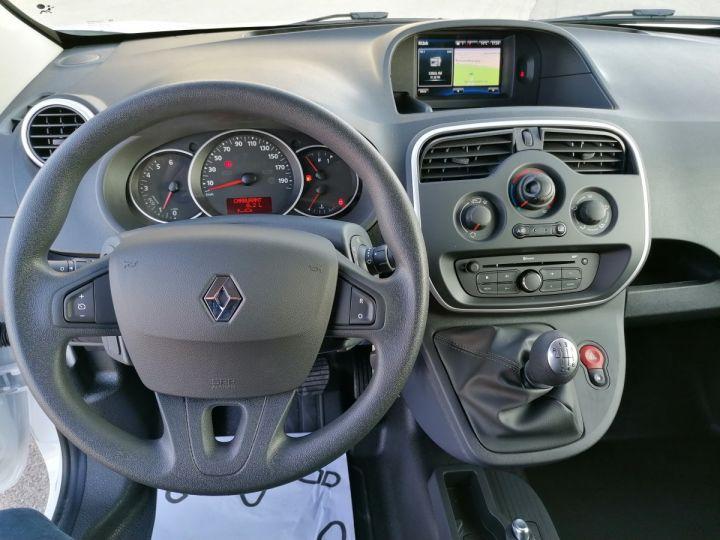 Commercial car Renault Kangoo Steel panel van GRAND CONFORT BLANC - 5