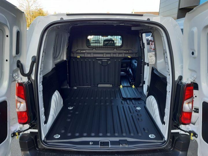 Commercial car Toyota ProAce Steel panel van MEDIUM 1.5D 100CV DYNAMIC BLANC - 6