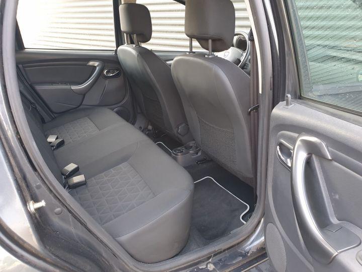 Dacia Duster 1.5 dci 110 laureate 4x2 bv6 Gris Foncé Occasion - 6