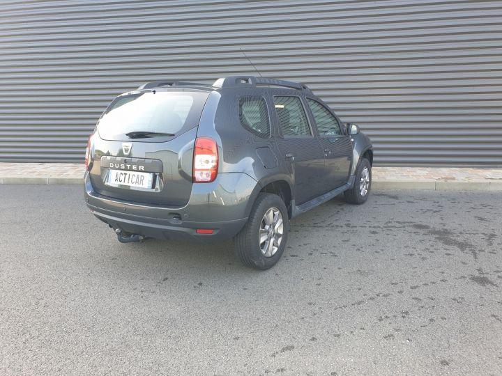 Dacia Duster 1.5 dci 110 laureate 4x2 bv6 Gris Foncé Occasion - 16