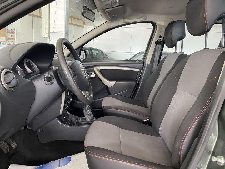Dacia DUSTER 1.5 DCI 110CH FAP PRESTIGE 4X2 Gris F - 7