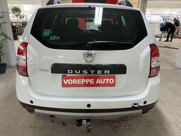 Dacia DUSTER 1.5 DCI 110CH PRESTIGE 4X2 EURO6 Blanc - 5