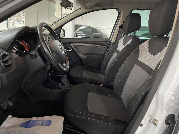 Dacia DUSTER 1.5 DCI 110CH PRESTIGE 4X2 EURO6 Blanc - 7
