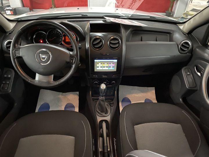 Dacia DUSTER 1.5 DCI 110CH PRESTIGE 4X2 EURO6 Blanc - 9