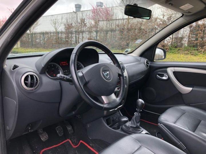 Dacia DUSTER 15 DCI 110 4X2 PRESTIGE Blanc Occasion - 12