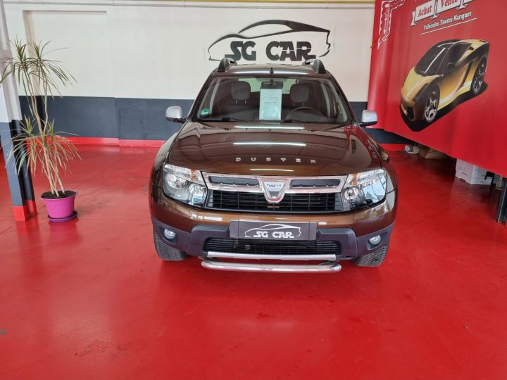 Dacia Duster 1l6 105 Ch 4x4 4wd 52200 Kilometre  - 2