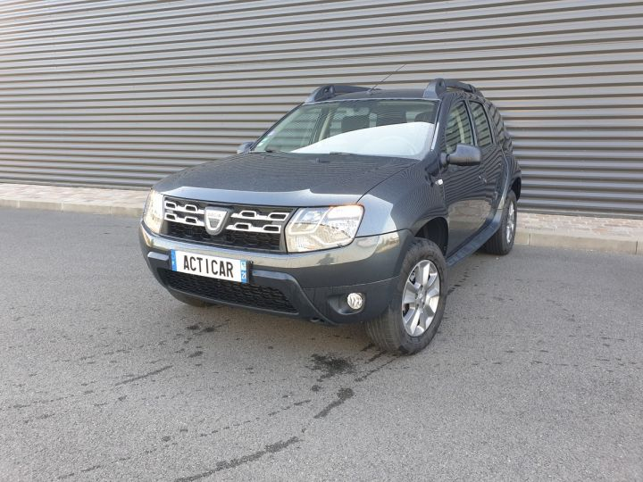 Dacia Duster 2 1.2 tce 125 laureate 4x2 bv6 Gris Occasion - 1