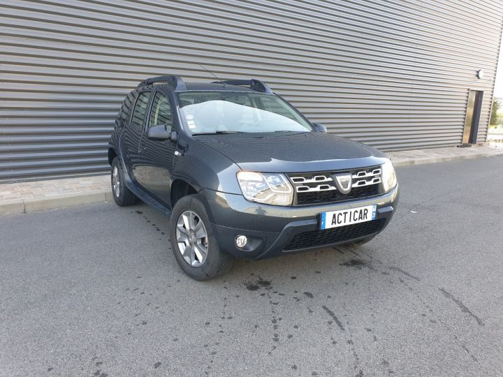 Dacia Duster 2 1.2 tce 125 laureate 4x2 bv6 Gris Occasion - 2