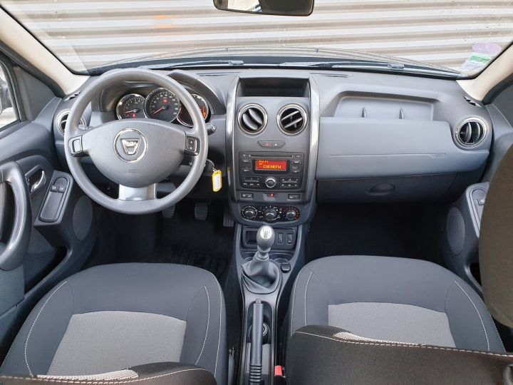 Dacia Duster 2 1.2 tce 125 laureate 4x2 bv6 Gris Occasion - 5