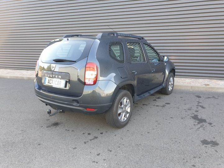 Dacia Duster 2 1.2 tce 125 laureate 4x2 bv6 Gris Occasion - 17