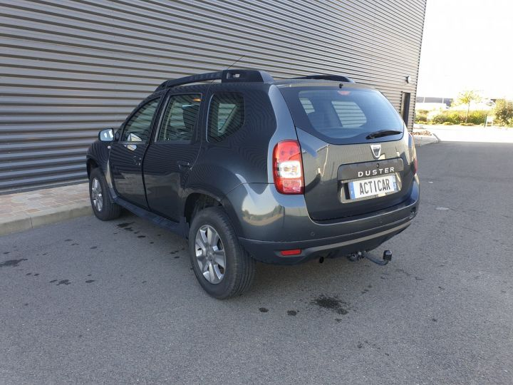 Dacia Duster 2 1.2 tce 125 laureate 4x2 bv6 Gris Occasion - 18