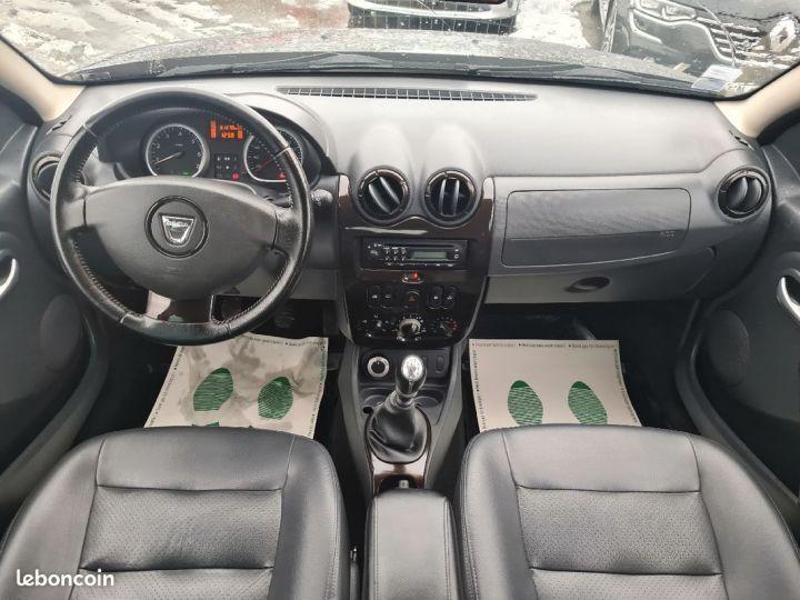 Dacia DUSTER 4x4 1.5 dci 110 prestige 05/2012 ATTELAGE CUIR REGULATEUR  - 5