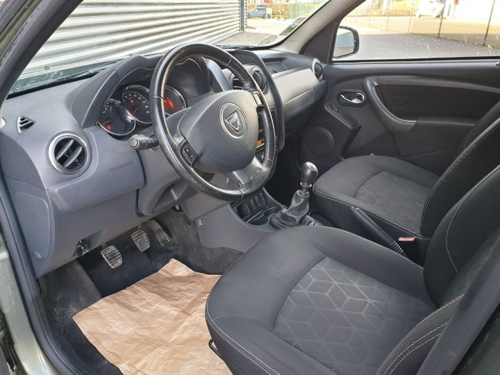 Dacia DUSTER II 2 1.5 DCI 110 PRESTIGE PLUS 4X2 y Gris Métallisé Occasion - 7