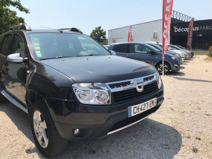 Dacia DUSTER PRESTIGE 1.5 DCI 110 CV  NOIR METAL Occasion - 2