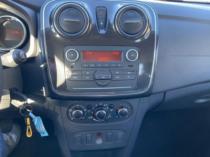 Dacia SANDERO 1.0 SCE 75CH CITY+ Blanc - 10