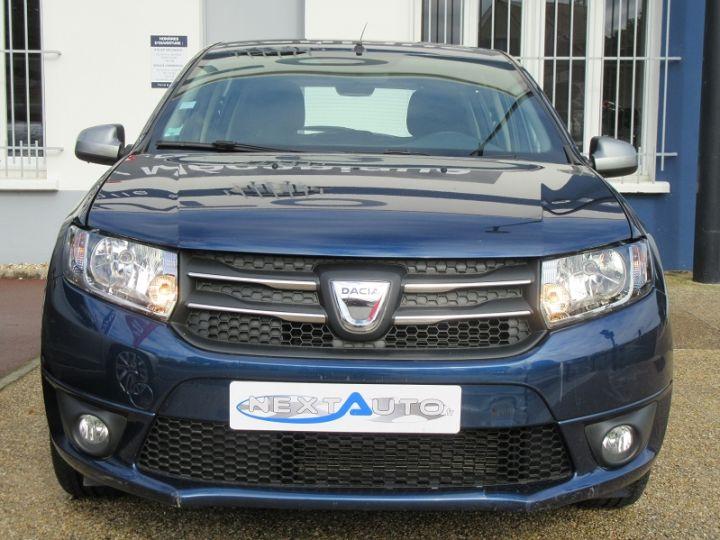Dacia SANDERO 1.2 16V 75CH AMBIANCE Bleu Nuit Occasion - 6