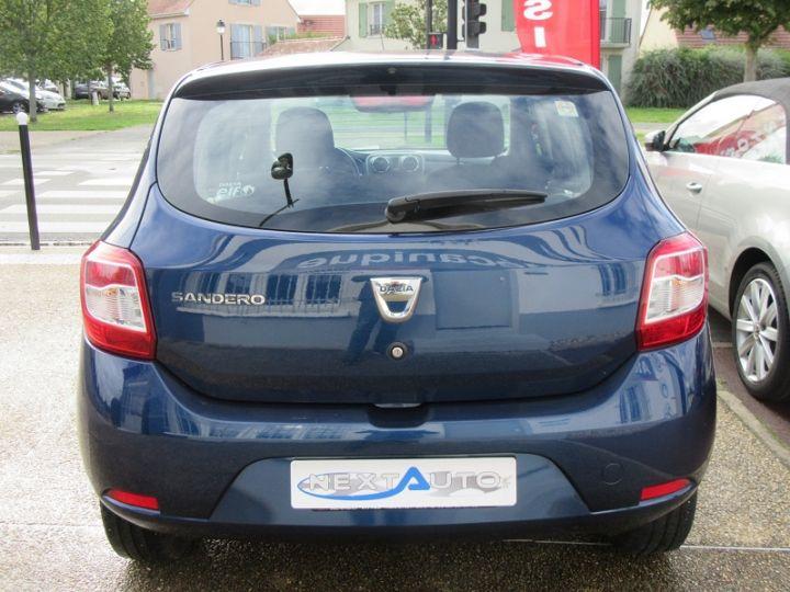 Dacia SANDERO 1.2 16V 75CH AMBIANCE Bleu Nuit Occasion - 7
