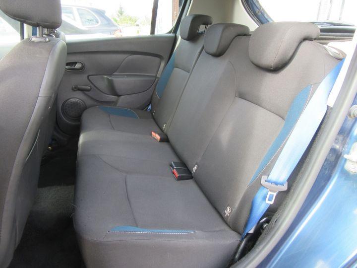 Dacia SANDERO 1.2 16V 75CH AMBIANCE Bleu Nuit Occasion - 8