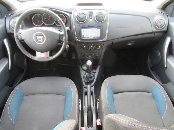 Dacia SANDERO 1.2 16V 75CH AMBIANCE Bleu Nuit Occasion - 9