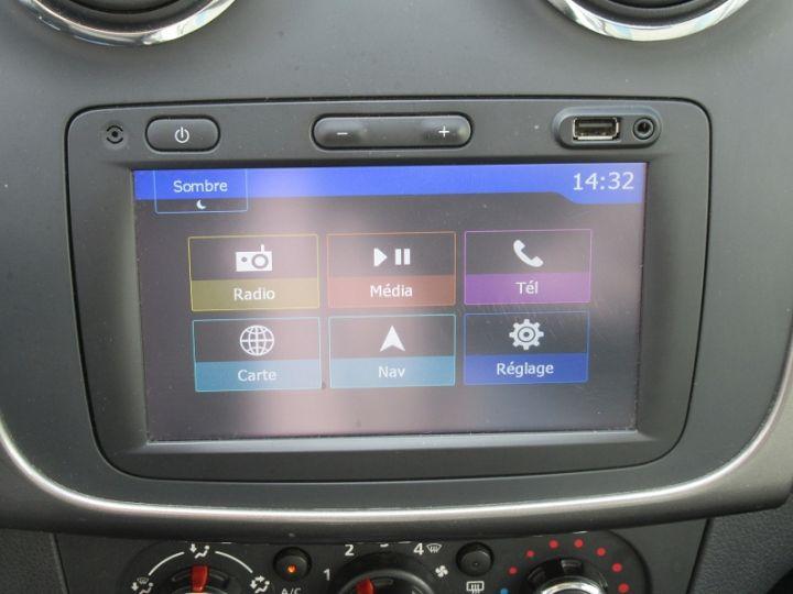 Dacia SANDERO 1.2 16V 75CH AMBIANCE Bleu Nuit Occasion - 12