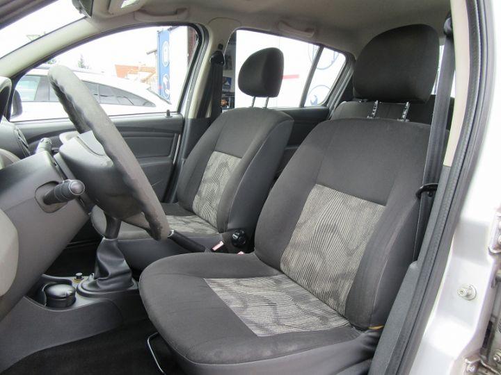Dacia SANDERO 1.5 DCI 70CH AMBIANCE Gris Clair Occasion - 4