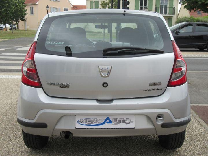 Dacia SANDERO 1.5 DCI 70CH AMBIANCE Gris Clair Occasion - 7