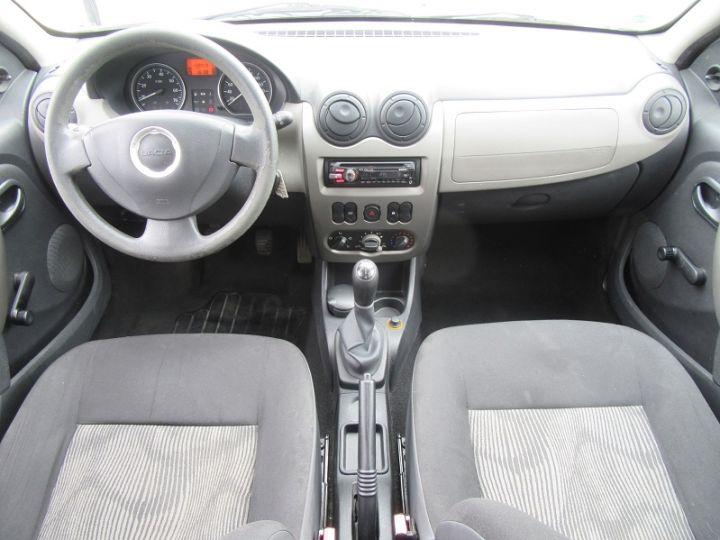 Dacia SANDERO 1.5 DCI 70CH AMBIANCE Gris Clair Occasion - 11