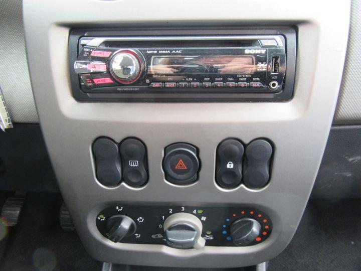 Dacia SANDERO 1.5 DCI 70CH AMBIANCE Gris Clair Occasion - 13