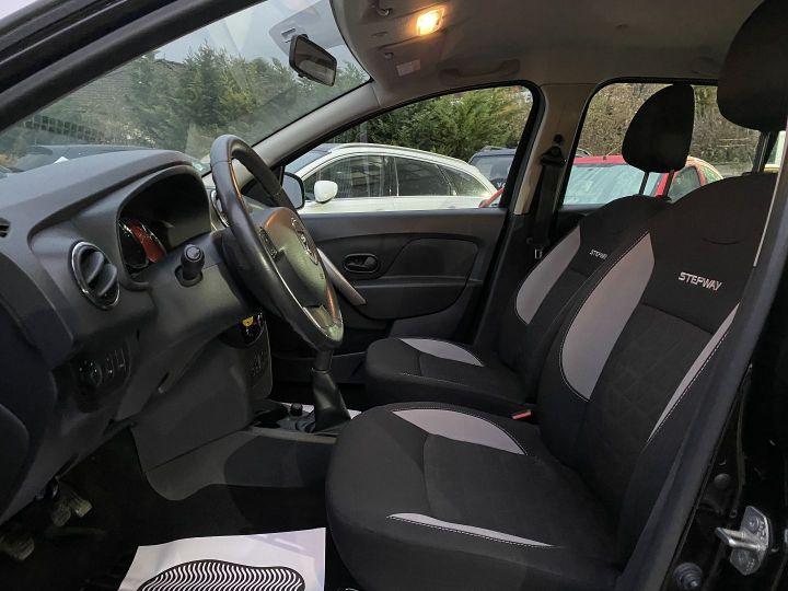 Dacia SANDERO 1.5 DCI 90CH STEPWAY Noir - 7