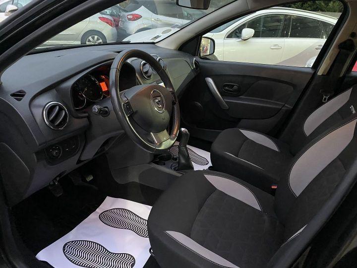 Dacia SANDERO 1.5 DCI 90CH STEPWAY Noir - 8