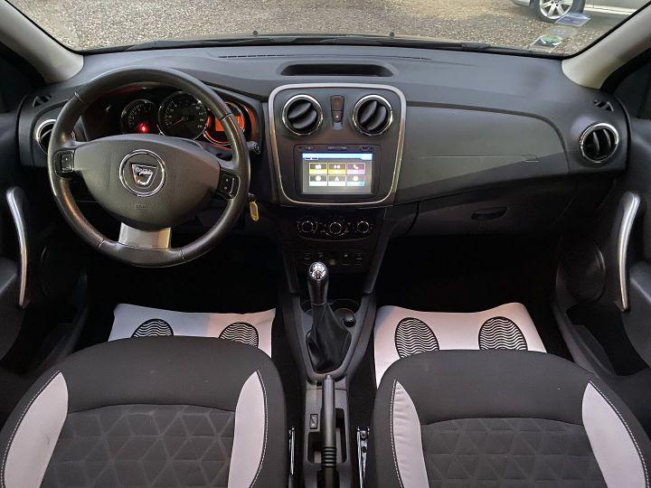 Dacia SANDERO 1.5 DCI 90CH STEPWAY Noir - 9