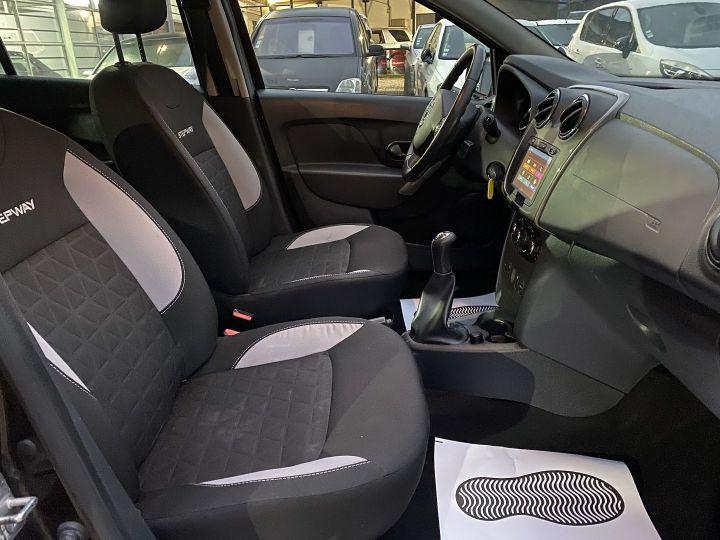Dacia SANDERO 1.5 DCI 90CH STEPWAY Noir - 10