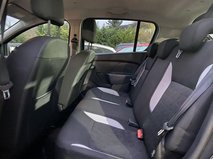 Dacia SANDERO 1.5 DCI 90CH STEPWAY Noir - 11