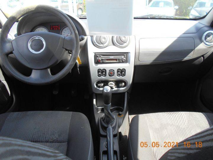 Dacia Sandero 1l6 Mpi 90 Ch 5 Portes Clim  - 6