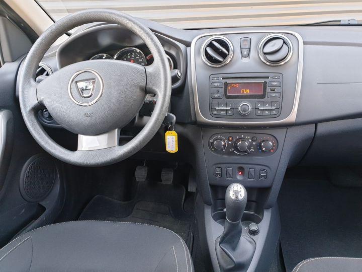 Dacia SANDERO 2 II 1.5 DCI 75 LAUREATE Argent Métallisé Occasion - 5