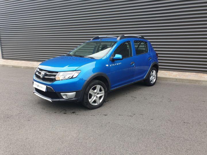 Dacia SANDERO 2 stepway 0.9 tce prestige o Bleu Occasion - 1