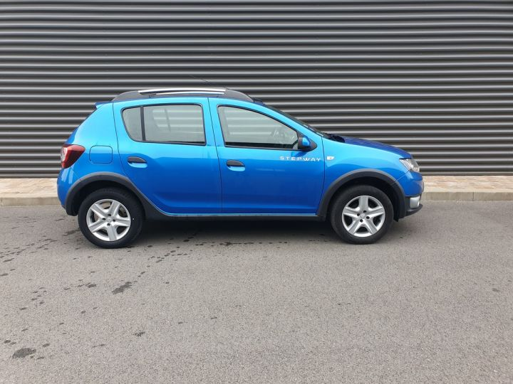 Dacia SANDERO 2 stepway 0.9 tce prestige o Bleu Occasion - 3