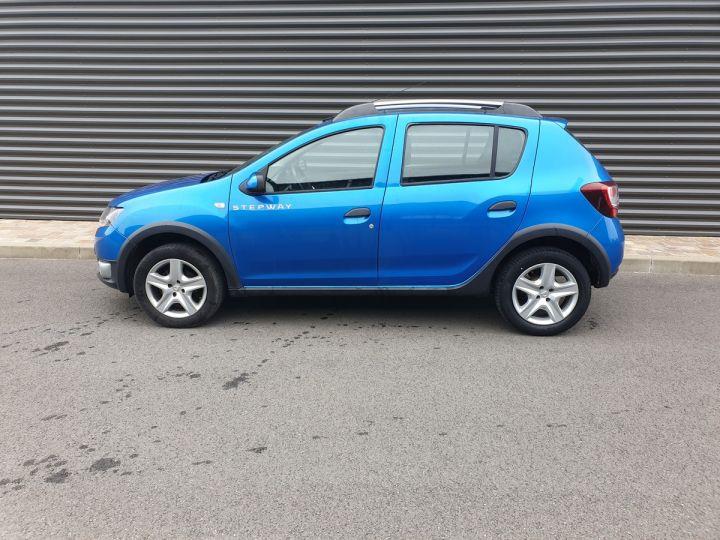 Dacia SANDERO 2 stepway 0.9 tce prestige o Bleu Occasion - 4