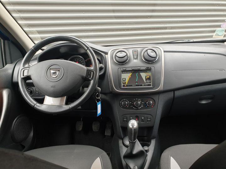 Dacia SANDERO 2 stepway 0.9 tce prestige o Bleu Occasion - 5