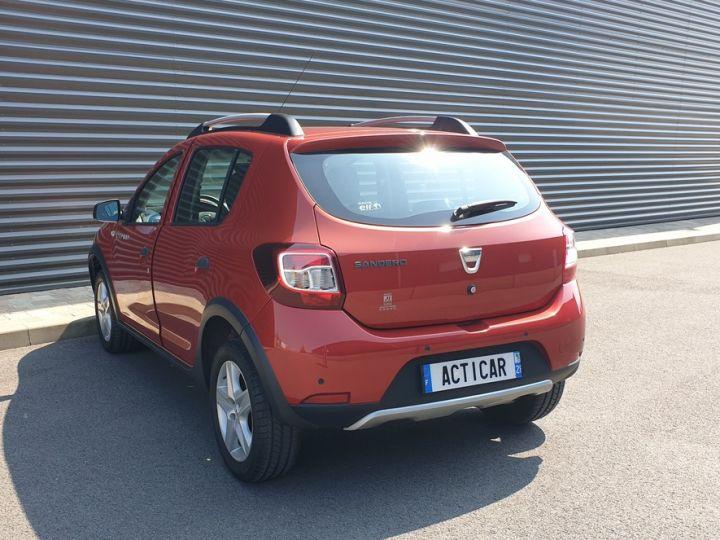 Dacia SANDERO 2 stepway ii 0.9 tce 90 prestige Bordeaux Occasion - 16