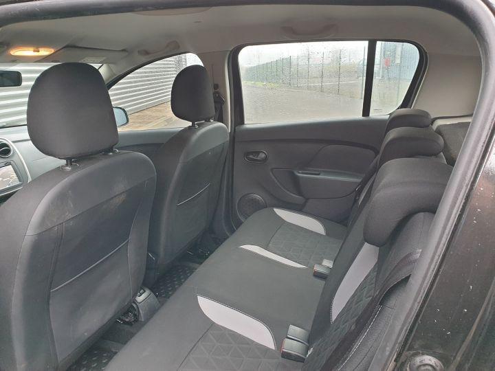 Dacia SANDERO 2 stepway ii 1.5 dci 90 prestige i Noir Occasion - 10
